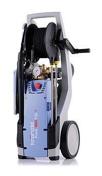 Auksta ūdens augstspiediena tīrīšanas iekārta